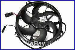 Ventilateur de radiateur d'origine Peugeot 407 607 807 2.2 2.7 HDi 1253K5 gauche