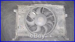 Ventilateur de refroidissement Mercedes classe A W169, B W245 A1695001193