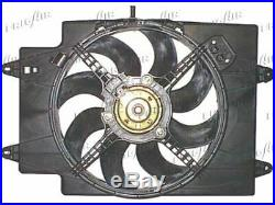 Ventilateur (refroidissement Moteur) Pour Alfa Romeo 147 1.9 Jtd, 1.9 Jtdm 8v