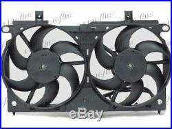 Ventilateur (refroidissement Moteur) Pour Citroën Saxo 1.5 D, 1.1 X, Sx, 1.4 Vts