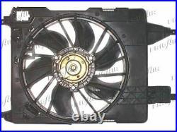 Ventilateur (refroidissement Moteur) Pour Renault Scénic II 1.5 Dci, 1.9 DCI
