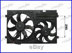 Ventilateur, refroidissement du moteur AUDI A3 II-SEAT-SKODA-VW GOLF V 2.0TD