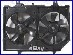 Ventilateur, refroidissement du moteur NISSAN X-TRAIL 03
