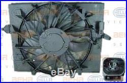 Ventilateur refroidissement moteur BMW HELLA 8EW 351 104-451