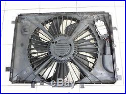 Ventilateur ventilateur pour Radiateur pour CDI Mercedes W212 S212 E200 09-13