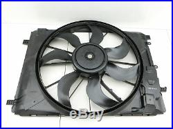 Ventilateur ventilateur pour Radiateur pour Mercedes-Benz CLA Coupe C117